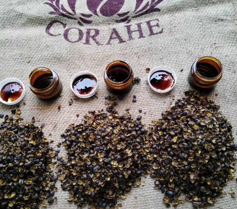 Corahe farm: a coffee with a lot of heritage